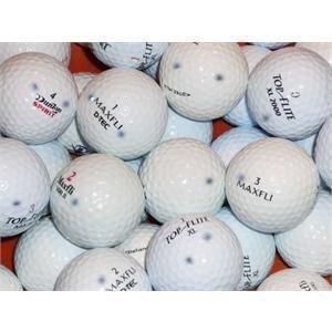 Preisvergleich Produktbild 100 Lakeballs in AAA / AA Qualität
