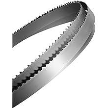 Starrett NM7102096 2096 x 10 x 0.65 mm 6T Skip Duratec SFB Carbon Band Saw Blade