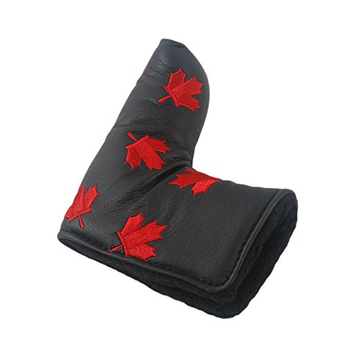 mamimamih-golf-putter-head-cover-headcover-red-maple-leaf-fit-all-brands-scotty-cameron-ping-taylorm