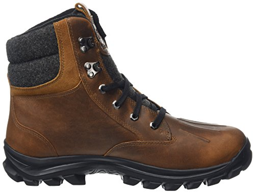 Timberland Chillberg Mid Waterproof Insulated Boot, Bottes Classiques homme Marron - Marron