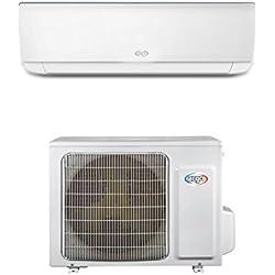 Argo ECOWALL 18000 Climatizzatore Fisso Monosplit, 0 V, 18000 Btu/h, Bianco