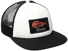 83e5dd8ffbd Quiksilver Waterman Men s Standard Bulls Trucker Hat