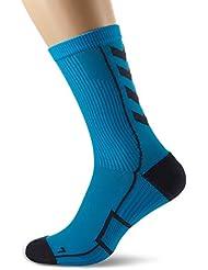 Hummel Tech interior calcetín bajo - metil Blue/total eclipse Azul Methyl Blue/Total Eclipse Talla:12