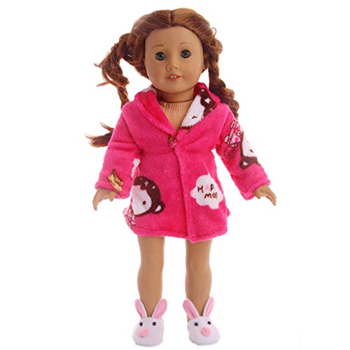 Chelsea-zubehör-set (Zolimx Puppe Pullover Kleidung für Puppen Mädchen, 18 Zoll Spielzeug Amerikanisch Puppen Zubehör Set)