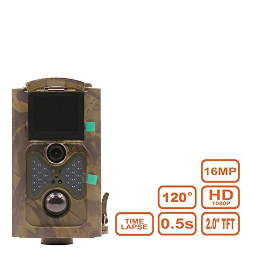 Wildlife Trail Kamera Scout Guard Jagd Kamera 1080 P 16MP 120 Grad Winkel PIR Sensor Foto-Fallen Wildlife Game Trail Kameras Für Outdoor Und Home Security Surveillance