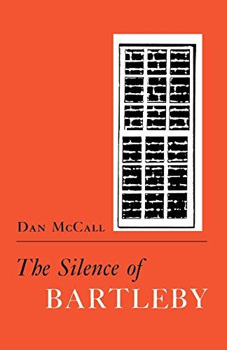 The Silence of Bartleby por Dan McCall