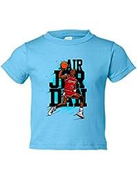 Camiseta niño Air Jordan 23 Bulls