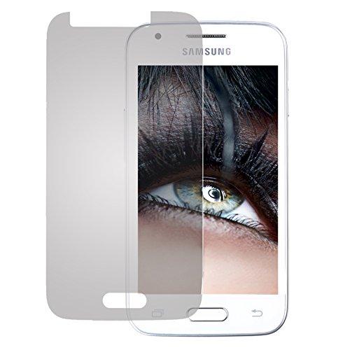 hutzglas für Samsung Galaxy Trend 2 (SM-G313, 4.0'') / S Duos 3 / Ace 4 Lite - Tempered Glass Protector Schutzfolie Glasfolie ()