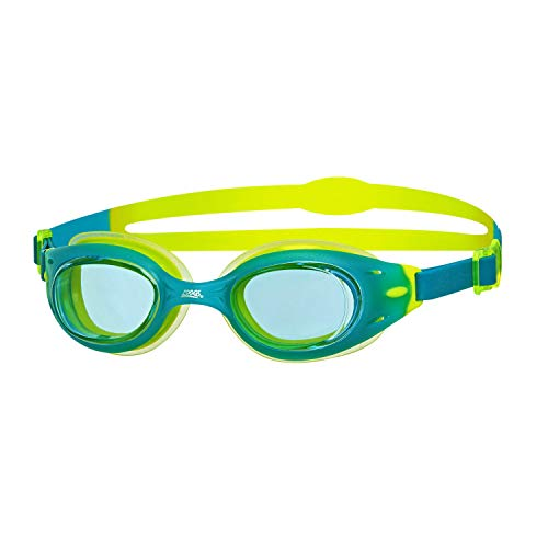 2baac2b6c07a Zoggs Kids  Sonic Air Junior with UV Protection and Anti-Fog Swimming  Goggles