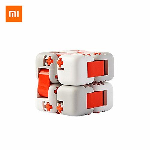 Zantec Regalo di Compleanno Original Xiaomi MITU Cubes Spinner Finger Bricks Giocattoli Intelligenti Intelligenza Fidget Magic Cubes Infinity Toys Ansia da Stress