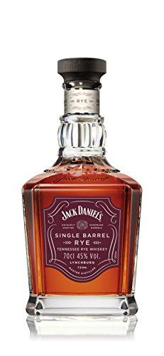 Jack Daniel's Single Barrel Rye - Tennessee Whiskey - 45% Vol. (1 x 0.7l), Unsere erstes neues Maische-Rezept seit 1866.