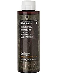KORRES Mountain Pepper/Bergamot/Coriander Showergel 250ml