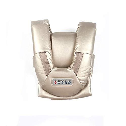 Shiatsu-Rücken-U-Form Schlag hitzevibration hause typ smart schultermassage kleidung gesundheit art schulter massagemassage weste