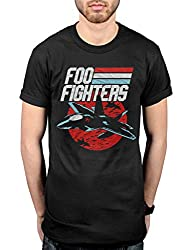 Official FOO Fighters Jets T-Shirt