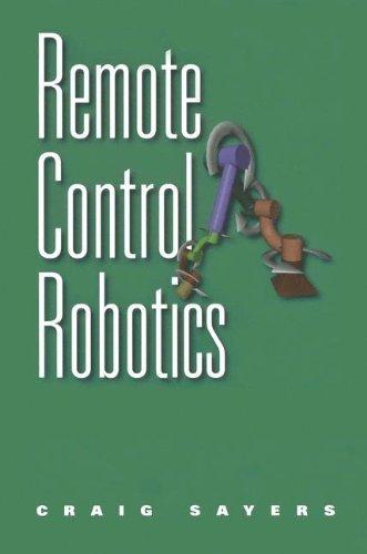 Download Remote Control Robotics By Craig Sayers Pdf Cerca Tra