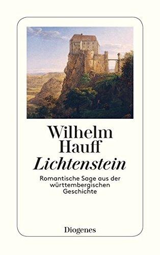 Buchseite und Rezensionen zu 'Lichtenstein' von Wilhelm Hauff