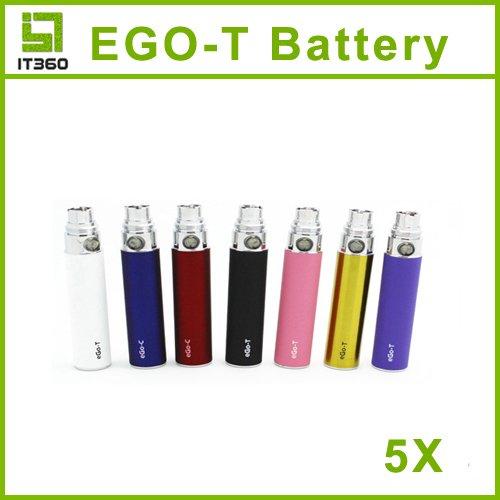 Batteria potenziata da 650mAh con controllo led per Sigaretta elettronica