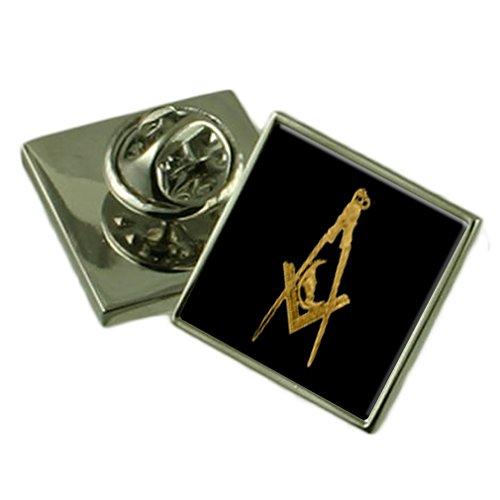 Silber Junior Diakon Abzeichen Ehrennadel graviert Personalisierte Box ()