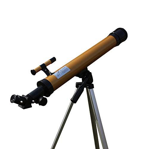 Feeyond Telescopio Astronómico 100X Lista De Gran