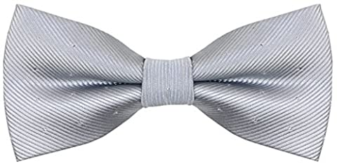 OCIA® Handgefertigt Polka Dots Fliege Schlips Verstellbar Punkte Querbinde - M052 Original