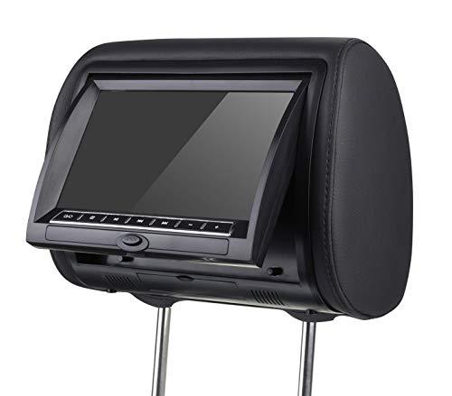 HD digitaler Bildschirm DVD-Player Universal-Dual-Auto-Kopfstütze 9 Zoll, Unterstützung USB SD Infrarot FM-Transmitter