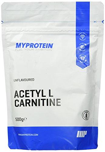 Myprotein Acetyl L-Carnitine, 1er Pack (1 x 500 g)