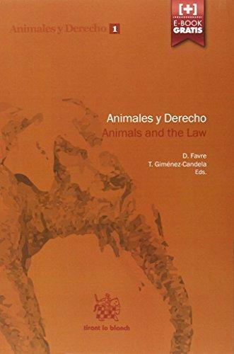 Animales y derecho = Animals and the law por Varios autores