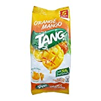 Tang Orange Mango Flavor Instant Drink Mix - 175g