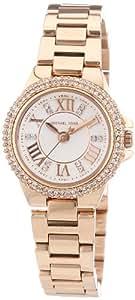 Michael Kors Damen-Armbanduhr XS Analog Quarz Edelstahl beschichtet MK3253