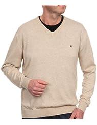 CASAMODA Herren Pullover Comfort Fit 004130/62