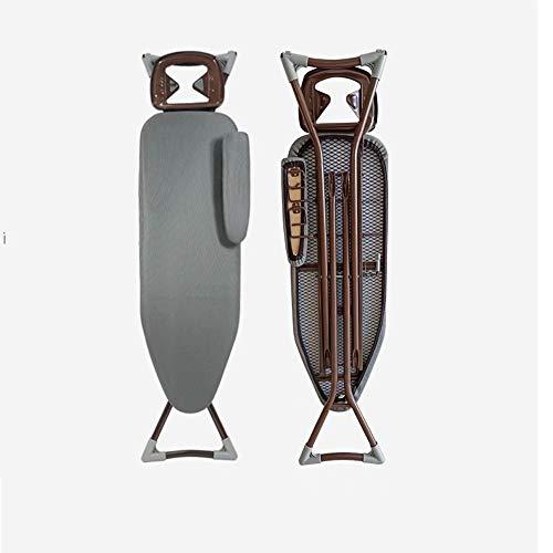 XUELIANG Bügelbrett Schrank In Klappeisen Brett Mit Hitzebeständiger Abdeckung Faltbare Versteckte Ausziehbare Bügelbrett für Platzsparende (145 * 34 cm) (Bügelbrett-abdeckung Tür)