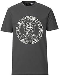 Gas Monkey Garage - Blood Sweat and Beers Men's T-Shirt - Black