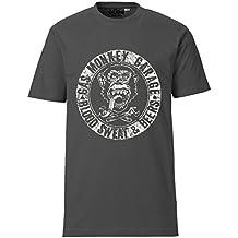 Gas Monkey Garage - Blood Sweat and Beers Hombres Camiseta - Negro