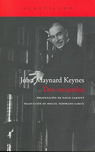 Dos recuerdos (El Acantilado) por John Maynard Keynes