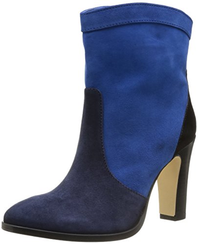 Manoush Bobb, Bottes femme Bleu (midnight blue)