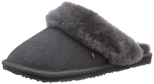 EMU Australia Jolie, Chaussures de sports en salle femme Gris (Charcoal)
