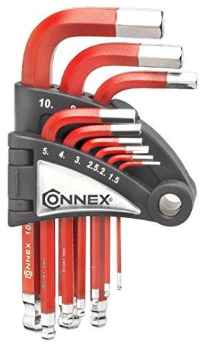 Connex Premium-Werkzeugkoffer/Steckschlüsselsortiment KFZ, 160-teilig, COXBOH600160 - 4
