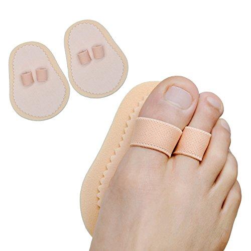 Sumifun Orthopädische Schuheinlage / Zehenspreizer, zur Behandlung von Hallux Valgus (Ballenzeh) (Medizinische Schuheinlagen)