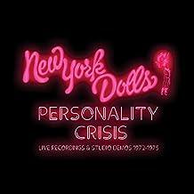 PERSONALITY CRISIS ~ LIVE RECORDINGS & STUDIO DEMOS 1972-1975: 5CD REMASTERED BOXSET