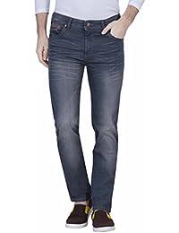 Raa Jeans Slim Fit Men's Jeans light grey