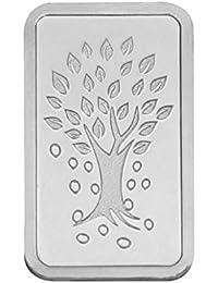Kundan 100 gm, Silver Kalpataru Tree Precious Coin