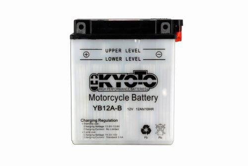 KYOTO - BATTERIA Yb12a-b - L135xl81xH161 - Con Manutenzione - Fornita con acido