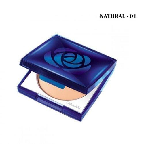 Chambor Luminous Compact Powder, Natural No.01, 16g