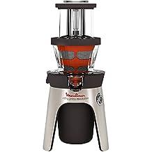Moulinex ZU500A10 Infinity Press Revolution Licuadora eléctrica, 250 W, Acero Inoxidable, plástico,