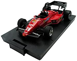 Brumm R143 - Véhicule Miniature - Modèle À L'échelle - Ferrari 126 C4 - Italian Gp 1984 - Echelle 1/43