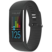 Polar A360 Fitness Tracker With Wrist-Based Heart Rate (Large)
