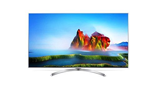 """LG 65SJ810V 65"""" 4K Ultra HD Smart TV Wifi Argent, Blanc écran LCD - écrans LCD (165,1 cm (65""""), 4K Ultra HD, 3840 x 2160 pixels, 3840 x 2160, 164 cm, DVB-C,DVB-S2,DVB-T2)"""