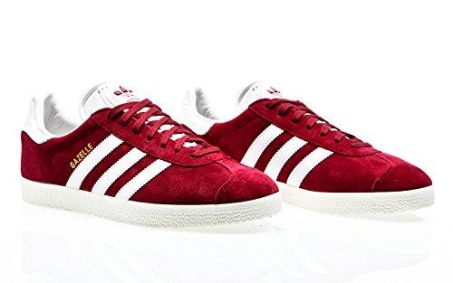 adidas Shoes – Gazelle burdeaux/white/gold size: 44