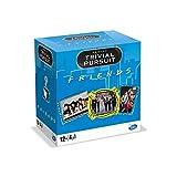 Winning Moves- Trivial Pursuit Friends - Juego de Preguntas y respuestas, Formato de Viaje, 0294, Versión Francesa