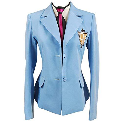 DingChen Ouran High School Host Club Uniform Blazer Cosplay Kostüm Unisex